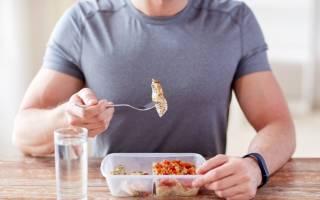 Принципы питания для набора мышечной массы, меню спортсмена для роста мышц