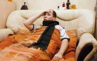Простуда долго не проходит чем лечить
