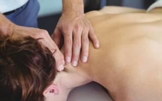 Основные приемы и техника воротникового массажа