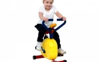 Обзор детских велотренажеров