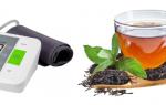 Чай для понижения давления, чаи при гипертонии