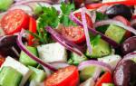 Чем полезен греческий салат и каковы полезные особенности блюда