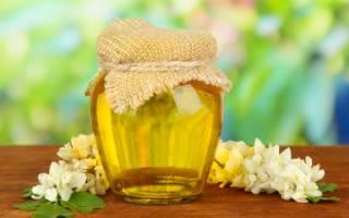 Польза акациевого меда, свойства акациевого меда