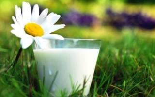 Козье молоко: калорийность, полезные свойства, пищевая ценность
