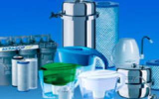 Фильтры грубой и тонкой очистки воды – разновидности и принципы действия