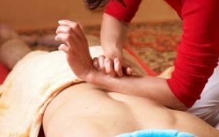 Массаж спины: техника и правила исполнения массажа, подготовка к массажу