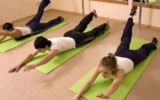 Гимнастика ЛФК для укрепления мыщц спины – лечебная физкультура для спины