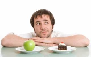 Сколько калорий нужно употреблять мужчине в день