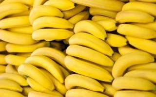 Банановая диета на 3 дня: меню, результаты, отзывы