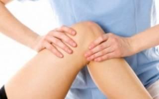 Как делать массаж коленного сустава, техника массажа при боли в колене с видео