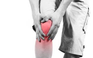 боль и жжение в коленном суставе причины лечение в домашних условиях