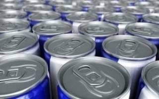Польза и вред энергетиков, состав энергетических напитков
