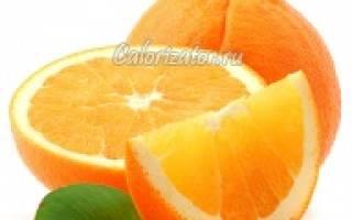 Апельсин – калорийность (100 г), химический состав и пищевая ценность, количество углеводов