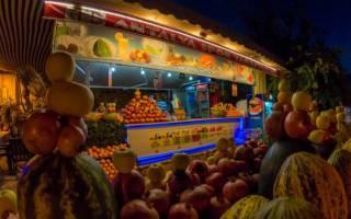 Какие фрукты и почему можно есть на ночь или на ужин