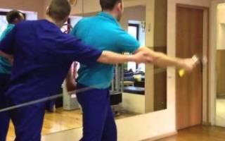 Разработка локтевого сустава после перелома – упражнения, реабилитация, видео