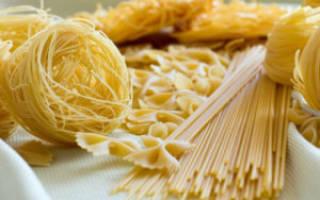 Макароны Макфа – калорийность, состав, пищевая ценность, польза и вред