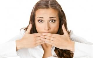 Печеночный запах изо рта – симптомы, диагностика, лечение