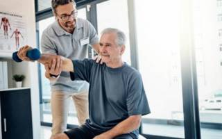 ЛФК после инсульта – комплекс упражнений гимнастики в домашних условиях