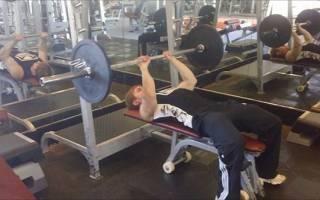 Калифорнийский жим: какая польза, какие мышцы работают, техника