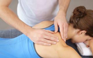Спортивный массаж, методы восстановления после тренировки