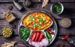 Аюрведические рецепты блюд