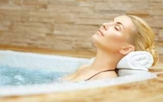 Чем полезны углекислые ванны, как принимать углекислые ванны