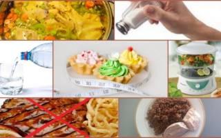Питание при болезнях суставов, как питаться при болезнях суставов