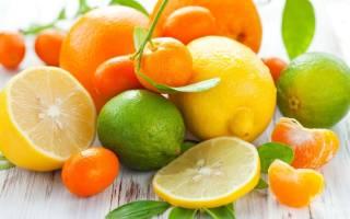 Продукты содержащие витамин С: фрукты и овощи, где есть витамин C, таблица продуктов богатые витамином C