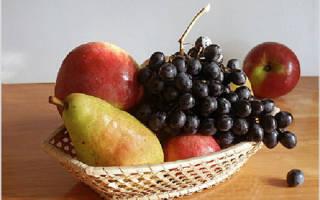 Когда есть фрукты до еды или после