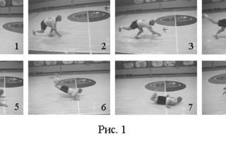 Техника падения в волейболе, как правильно падать в волейболе