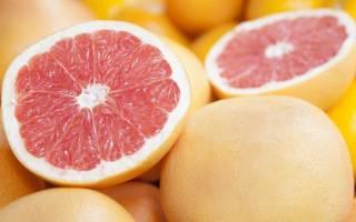 Всё о калорийности грейпфрута: химический состав и пищевая ценность фрукта в 100 г, 1 шт