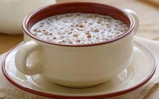 Гречка с кефиром по утрам для похудения – полезные свойства и вред