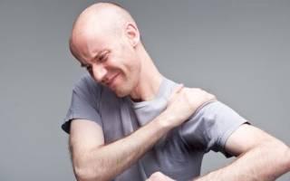 Боль в плечевом суставе при отведении руки назад причины и лечение