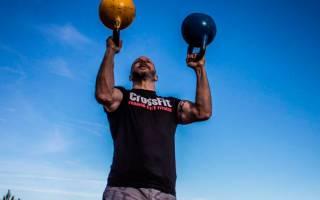 Упражнение берпи с гирями, программы тренировок свинги+бурпи