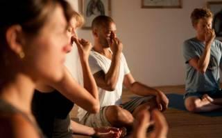 Как правильно дышать при занятиях йогой: полное дыхание