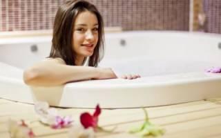 Какие ванны можно принимать при пониженном давлении, рецепты ванн от давления
