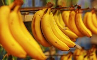 Как приготовить переспевшие бананы – вдер и польза продукта, различные блюда