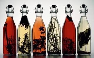 Как сделать спиртовую настойку, применение спиртовых настоек