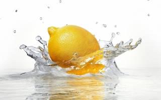 Вода с лимоном для похудения – рецепты, отзывы, противопоказания
