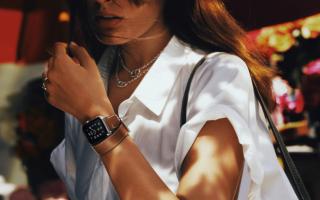 Сравнение умных женских часов