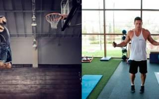 Как научиться прыгать в волейболе, баскетболе и художественной гимнастике: упражнения