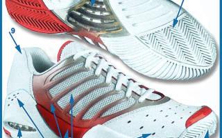 Подошва кроссовок (теннис, фитнес, бег, баскетбол, уличные, зимние)