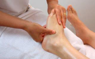 Массаж стопы после перелома лодыжки: восстановление и реабилитация