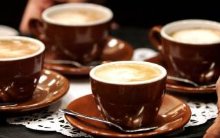 Сколько можно выпивать чашек кофе в день