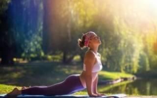Что такое детокс йога