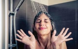 Польза контрастного душа, как принимать контрастный душ, противопоказания к контрастному душу