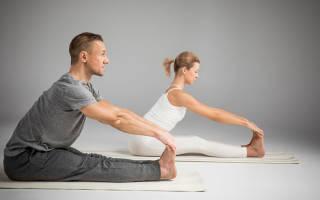 Как освоить прогибы назад в йоге Техника выполнения прогибов в спине назад в йоге в картинках