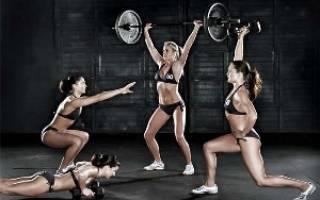 Методика кругового тренинга для сжигания жира и роста мышц, примеры круговой тренировки