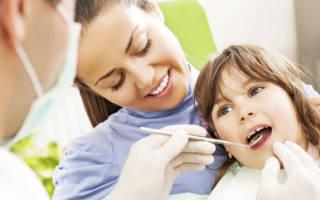 О кариесе зубов у детей 2 лет – профилактика, лечение, идти ли к стоматологу