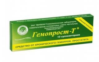 Геморрой – лечение гомеопатией, обзор лучших препаратов